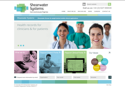 Shearwater Systems Canterbury